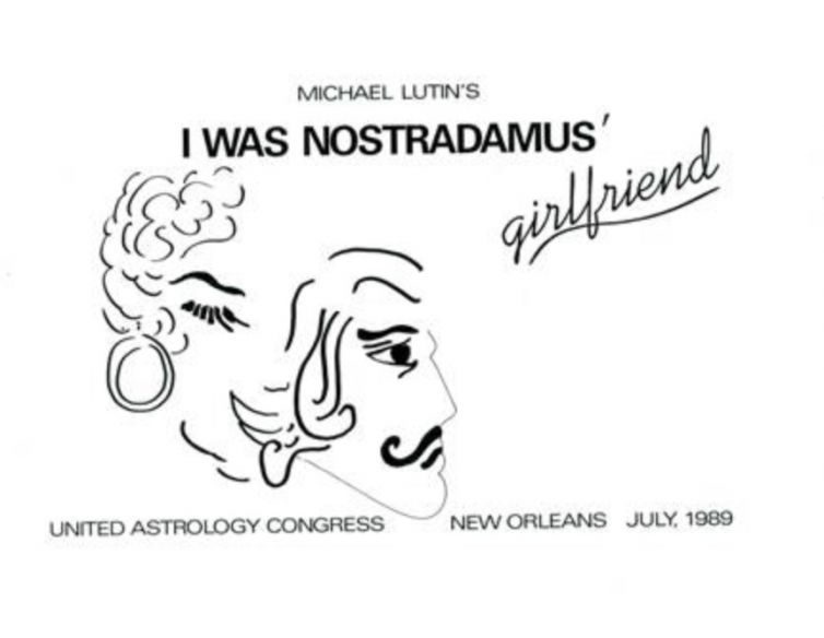 I WAS NOSTRADAMUS' GIRLFRIEND (Demo)