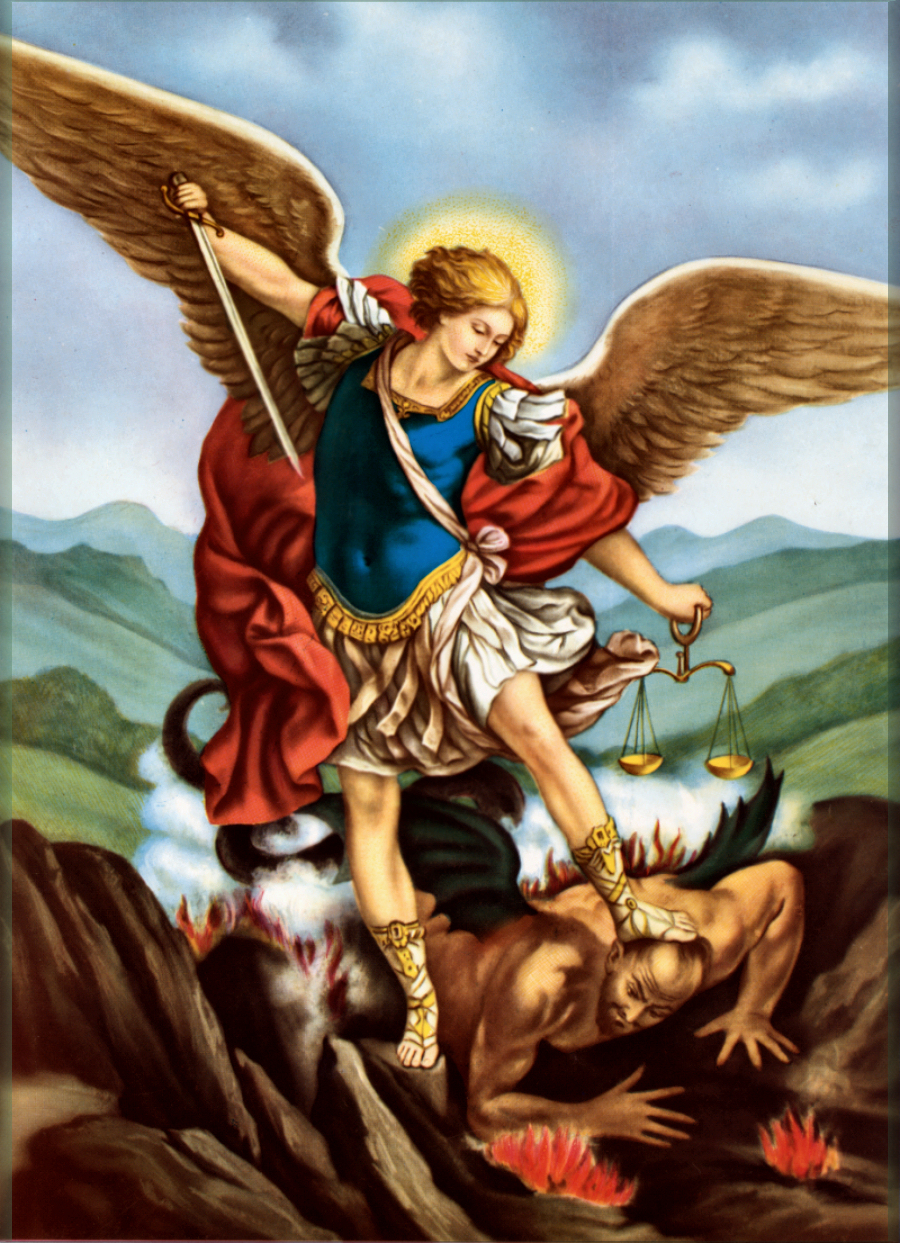 archangel michael images